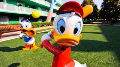 Orlando Disney's All-Star Sports Resort