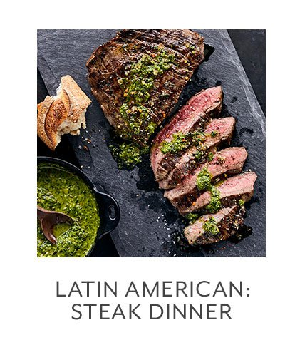 Class: Latin American • Steak Dinner