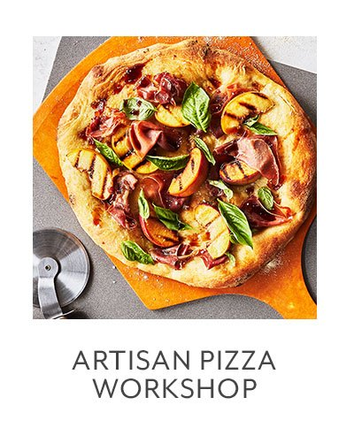 Class: Artisan Pizza Workshop