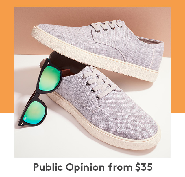 Public Opinion from $35