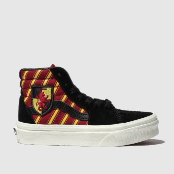 schuh Ireland: Vans X Harry Potter but in miniature Milled  Milled