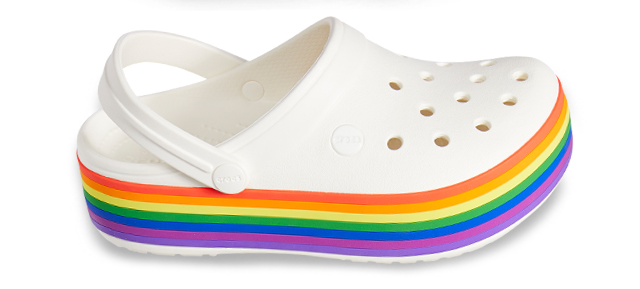 pride with the Rainbow Collection