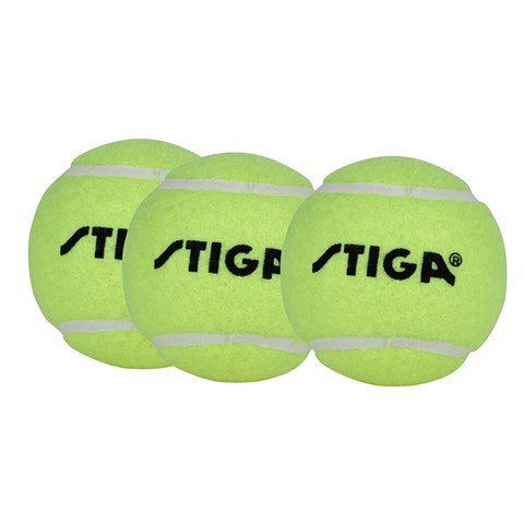 Stiga Pack of 3 Tennis Balls