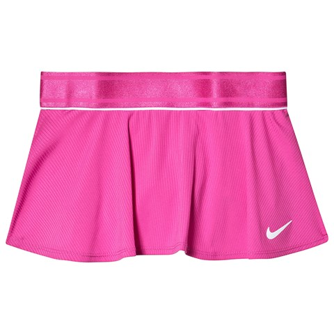 Nike Pink Nike Court Dri-Fit Flouncy Skirt