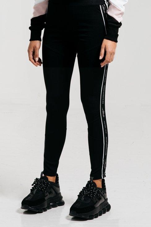 Authentic Black Leggings