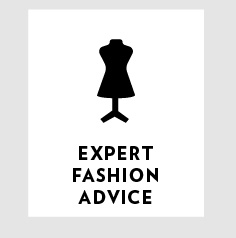 Expert fashion advice