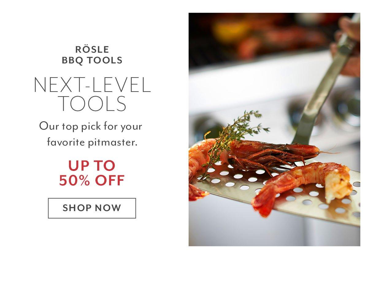 Rösle BBQ Tools