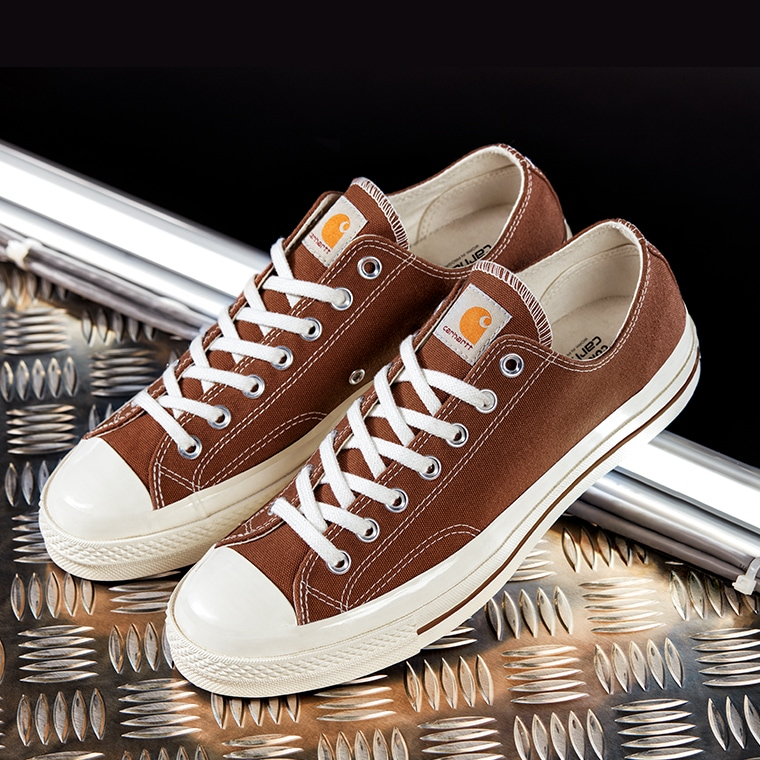 Carhartt Work In Progress: Converse for Carhartt WIP Stores