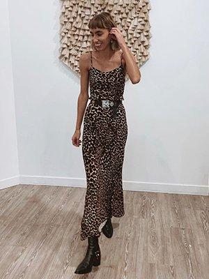 Tigerlily Leopard - Colca is back...