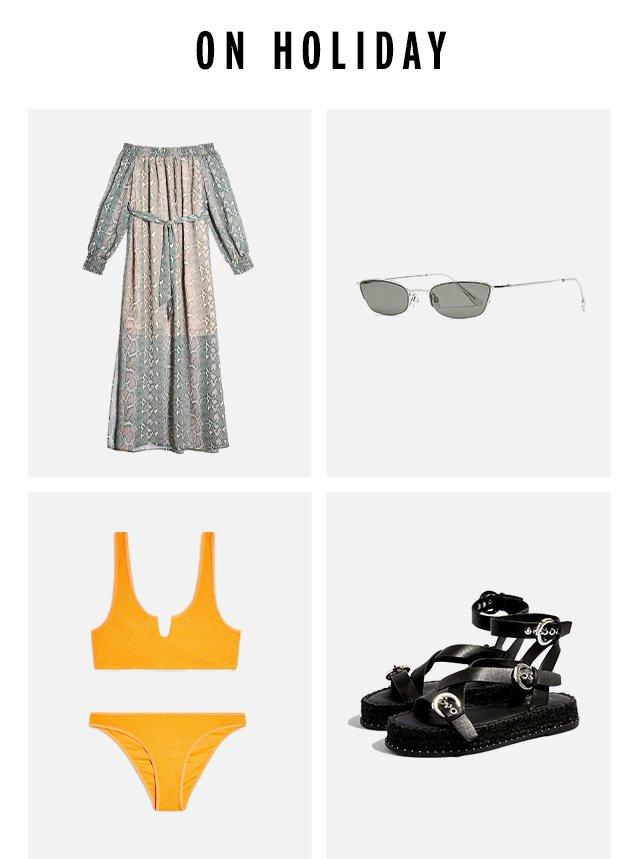 Topshop Loves: The Sydney Dress 49€