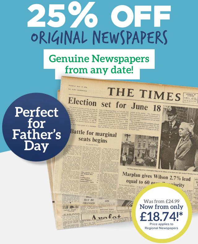 Original Newspapers