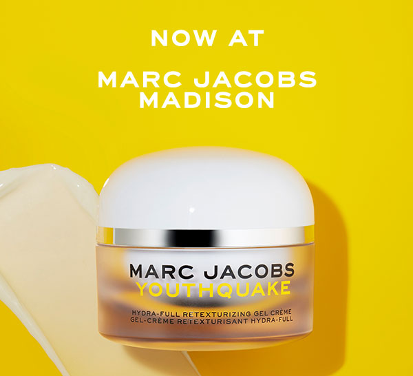 Now At Marc Jacobs Madison