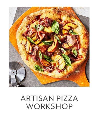 Class: Artisan Pizza Workshop
