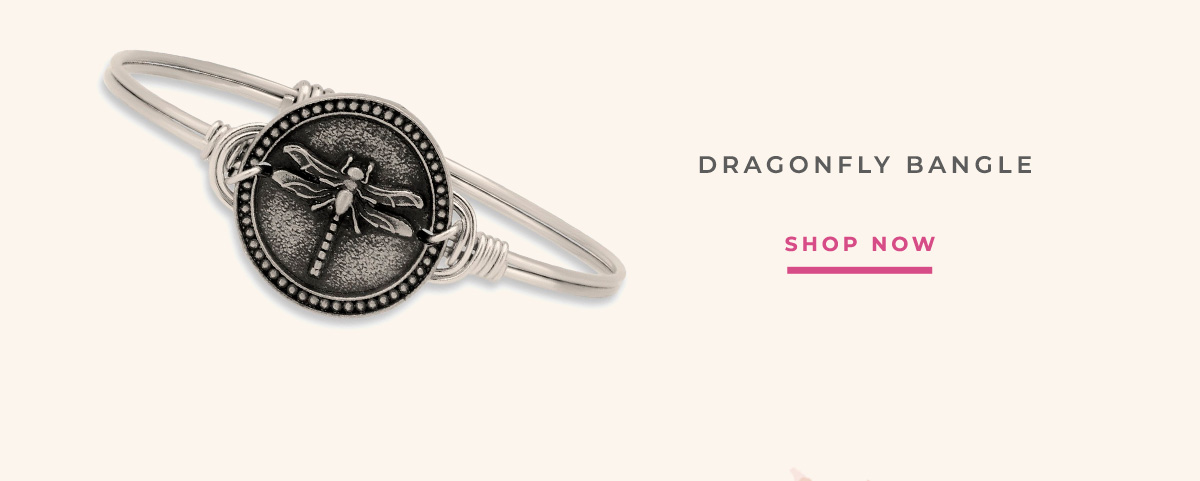 DRAGONFLY BANGLE | SHOP NOW