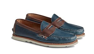 Gold Cup Handcrafted in Maine Penny Loafer
