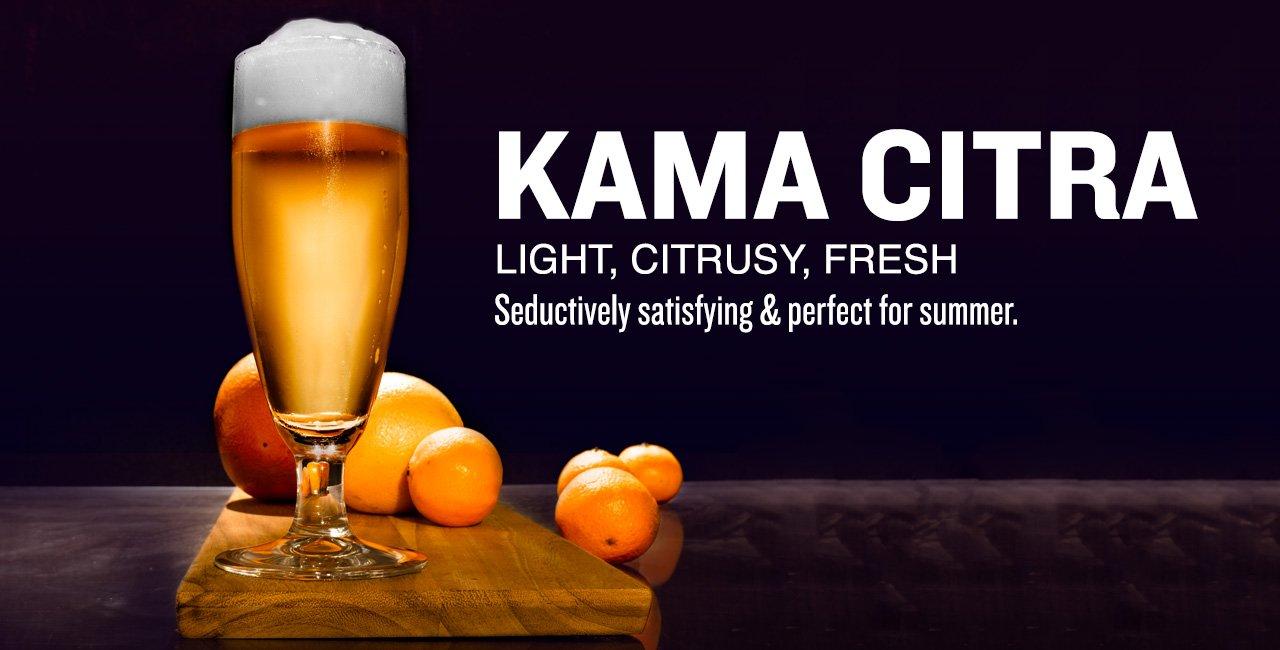 Kama Citra Session IPA