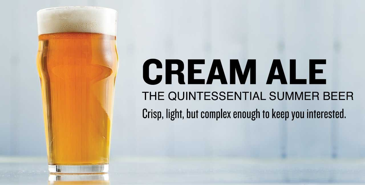 Cream Ale Extract Kit w/ Specialty Grains