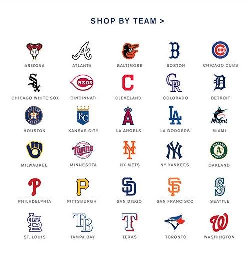 Shop By Team