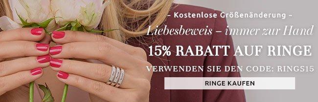 , handeln Sie jetzt für garantiert pünktliche Lieferung zum Valentinstag - und erhalten Sie 10% RABATT!