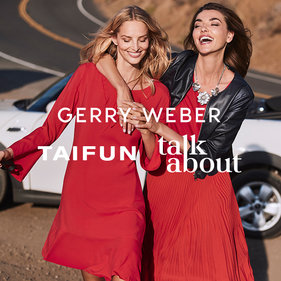 Gerry Weber + Taifun + talkabout