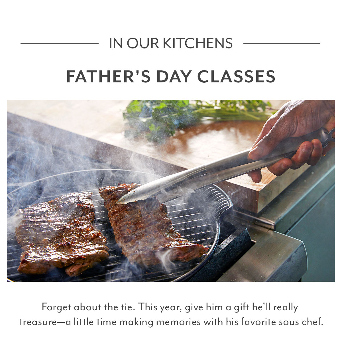 Father's Day Classes