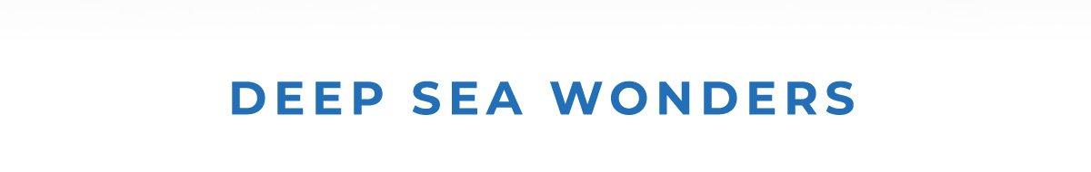 DEEP SEA WONDERS