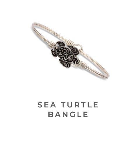 SEA TURTLE BANGLE