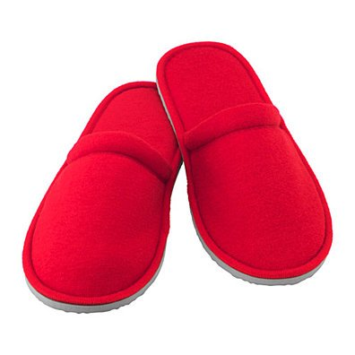 High Quality New Bathroom Slippers Men And Women Red Color Size S/M
