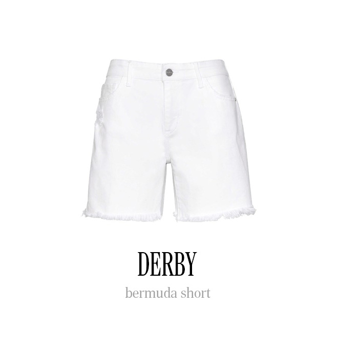 DERBY bermuda short