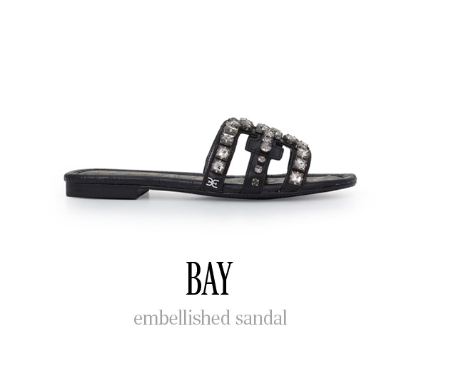 BAY embellished sandal