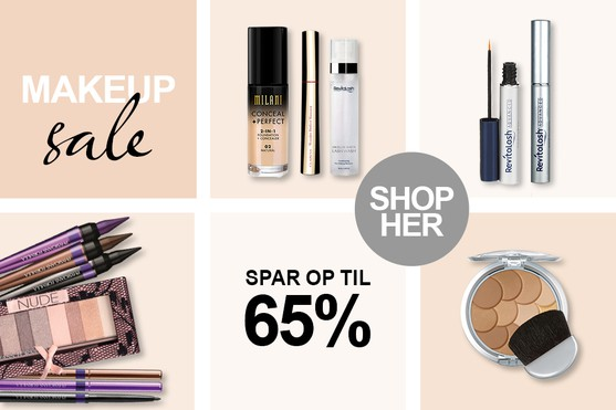 Makeup & Beauty tilbud