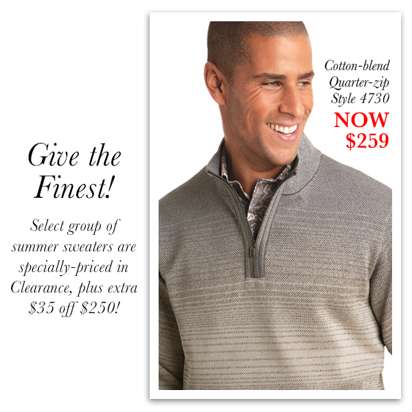 Special Value Sweaters in Clearance
