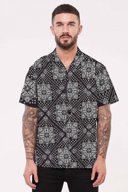 Paisley Resort Shirt