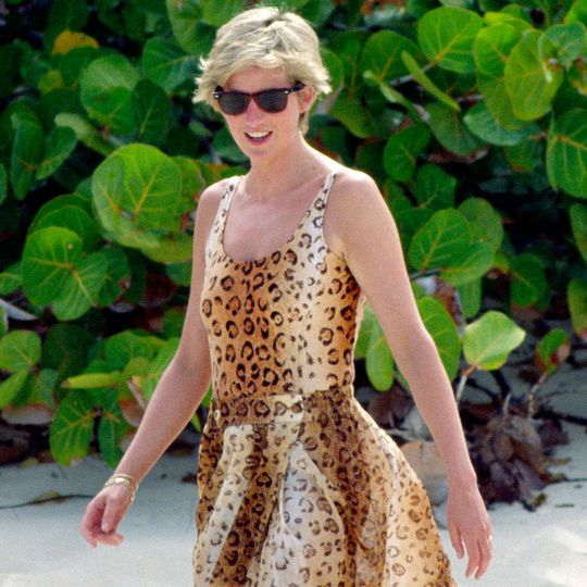 Princess Diana's Vacation Outfits Are Actually Very 2019