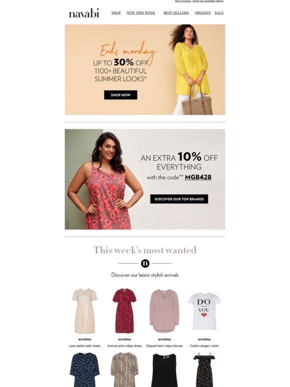 en.navabi.nl: Quick shop up to 30% off 1100+ summer looks
