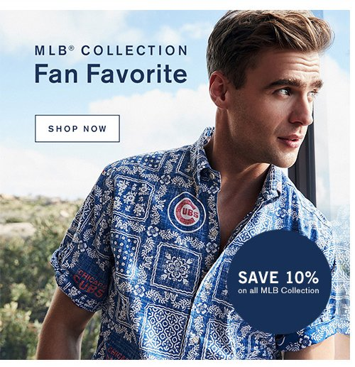 MLB Collection || Fan Favorite - Shop Now