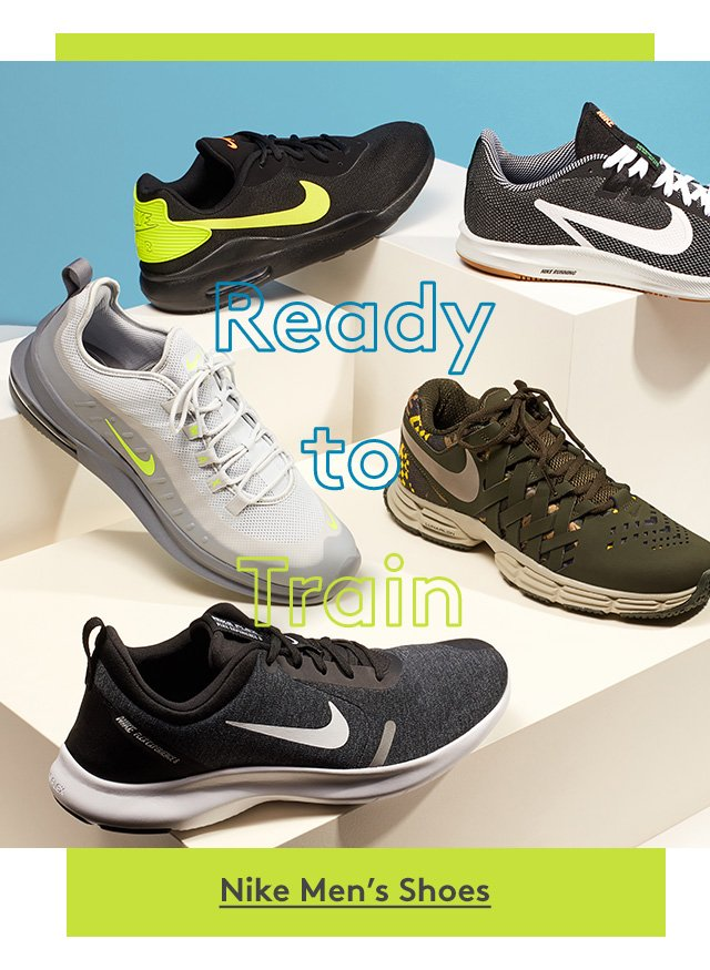 Ready to Train | Nike Men's Shoes