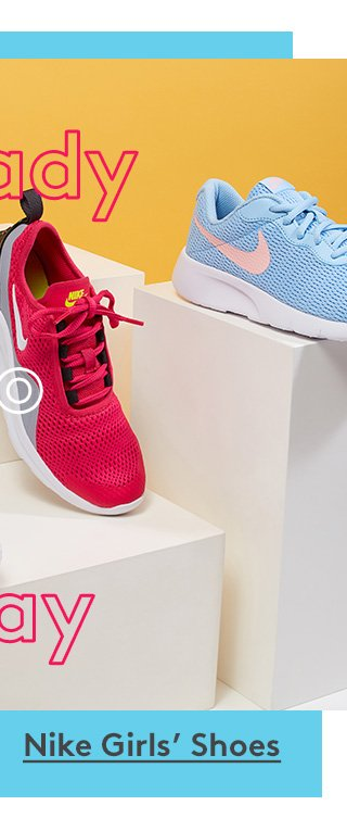 Ready to Play | Nike Girls' Shoes