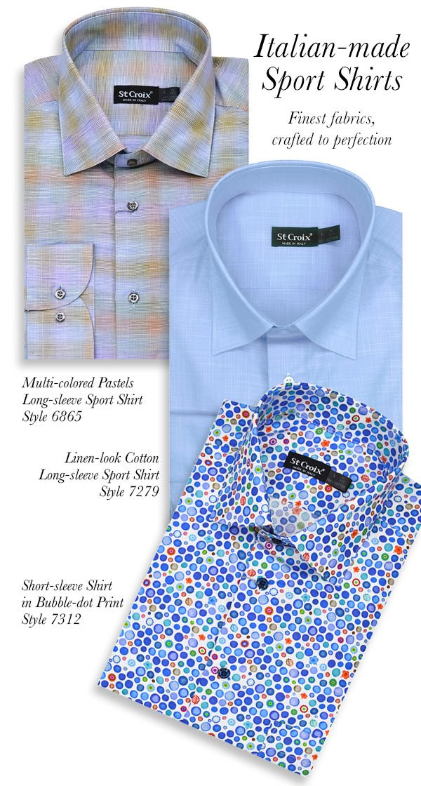 Shop the Long-Sleeve Shirt Collection