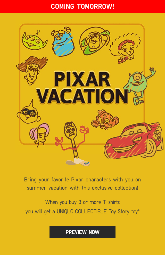 BANNER2 - UT PIXAR VACATION COMING 6/10