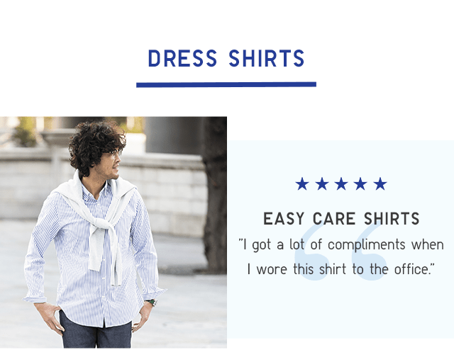 BODY1 - MEN EASY CARE SHIRTS