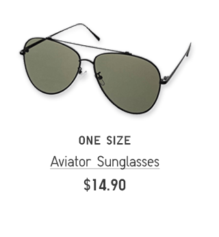 BODY4 CTA2 - MEN AVIATOR SUNGLASSES