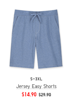 BODY3 CTA2 - MEN JERSEY EASY SHORTS