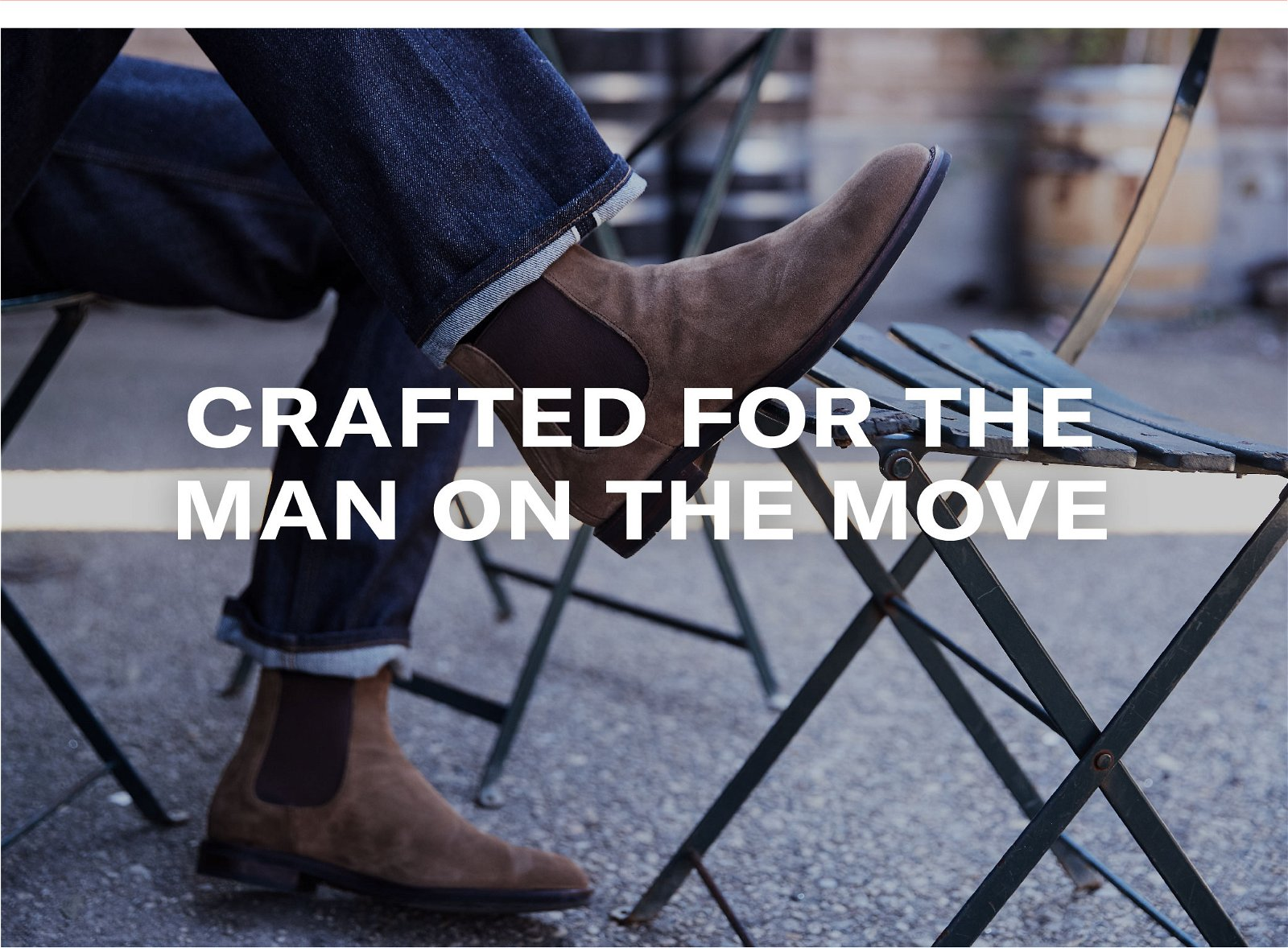 Crafted For the Man On the Move