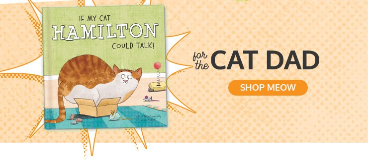 If My Cat Could Talk Personalized Storybook