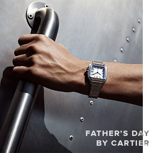 Father's Day by Cartier