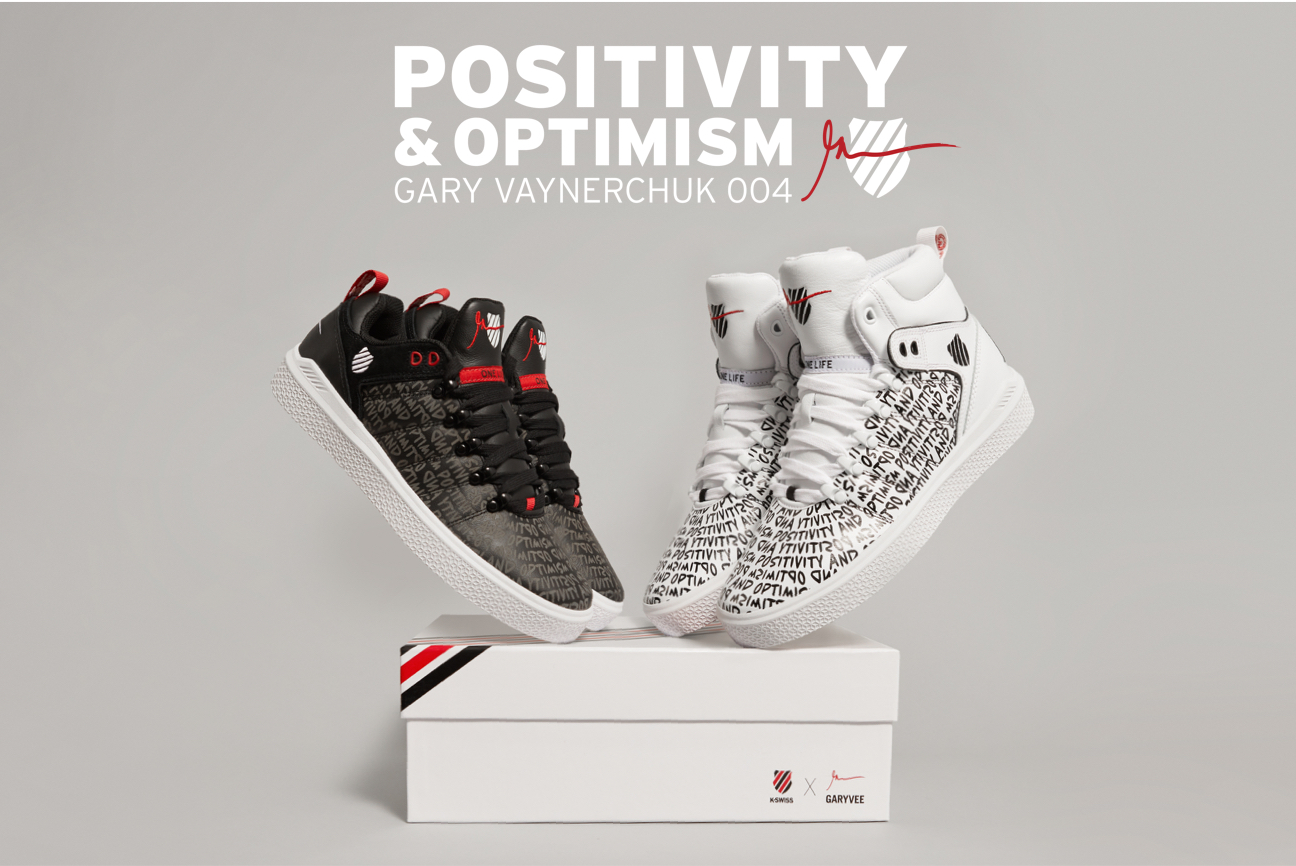 K-SWISS: Gary Vee 004: Make Positivity