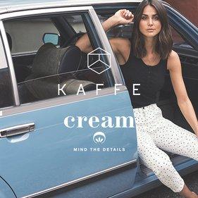 Kaffe, Cream