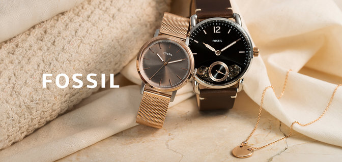 Fossil - Watches & Jewellery