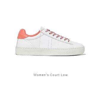 Women's Court Low
